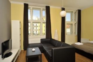 Aparthotel Hotel Apartment Wenceslas Square