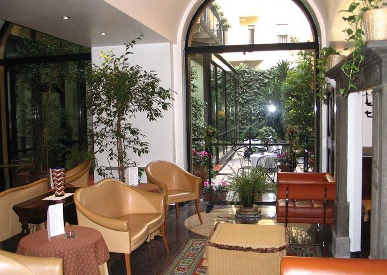 Hotel sanpi milano miln for Hotel sanpi milano