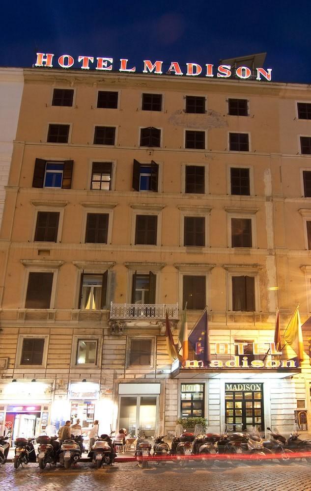 Hotel madison roma for Hotel madison milano