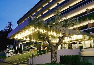 Hotel Courtyard Marriott Rome Central Park