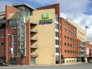 Hotel Holiday Inn Express Glasgow Riverside