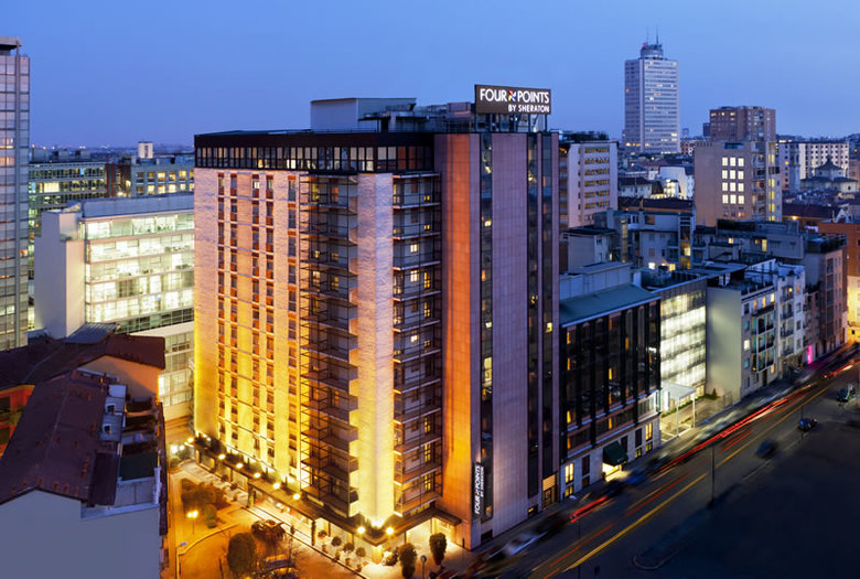Hotel Four Points By Sheraton Milan Centre