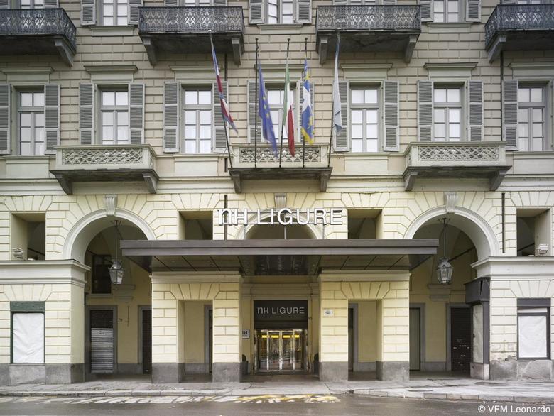 Hotel Nh Jolly Ligure  Tur U00edn
