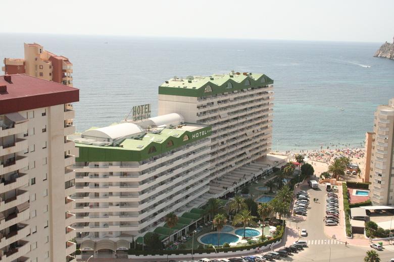 hotel calpe alicante: