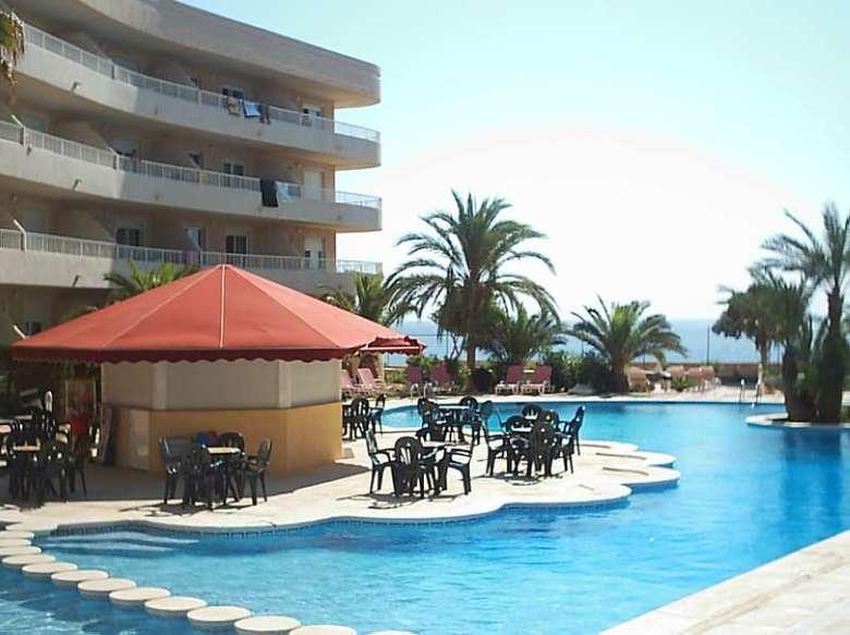 Apartamentos palmera beach pilar de la horadada alicante - Casas para alquilar en las mil palmeras ...