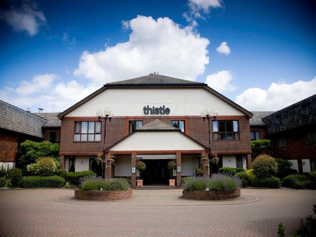Hotel The Brands Hatch Thistle