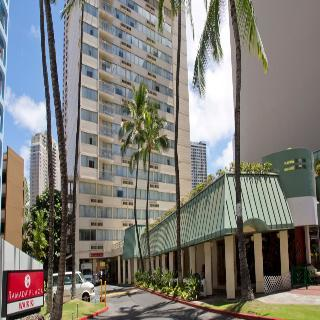 Hotel Holiday Inn Waikiki (.)
