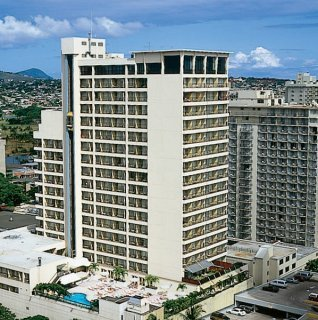 Hotel Miramar At Waikiki