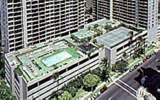 Hotel Aston At The Waikiki Banyan