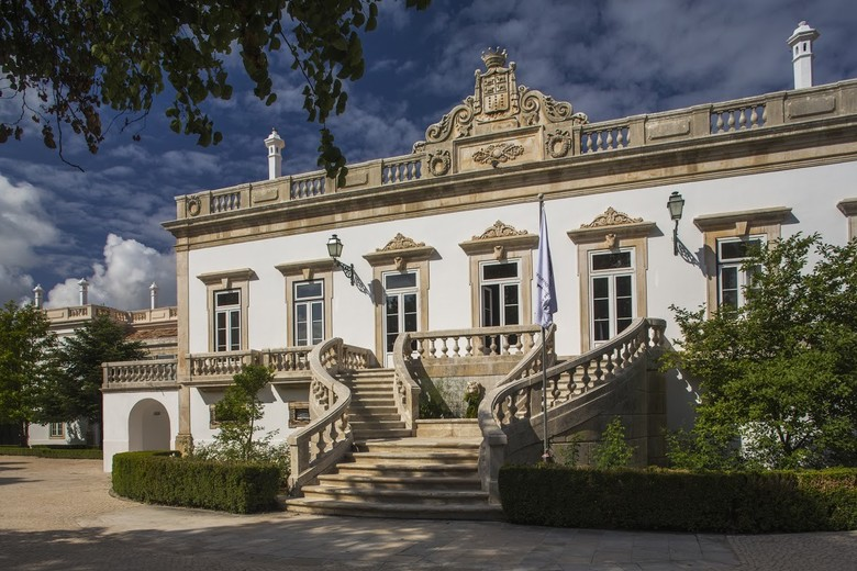 Quinta Das L�grimas - Small Luxury Hotels Of The World