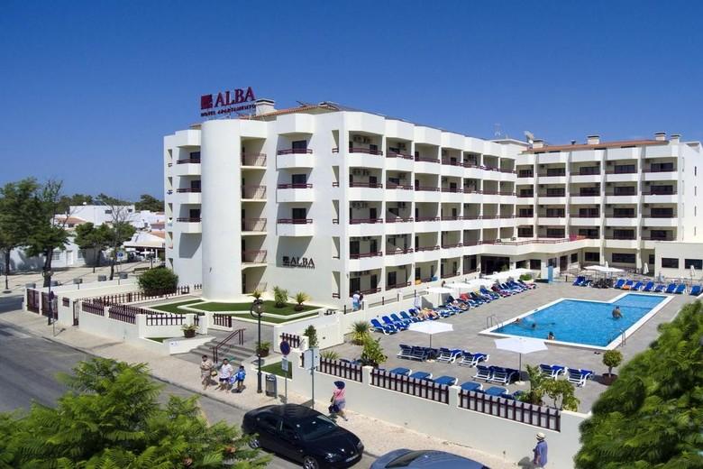 Hotel Alba Monte Gordo Algarve Atrapalo Com