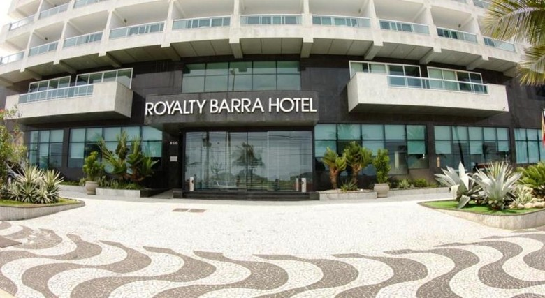 Hotel Royalty Barra