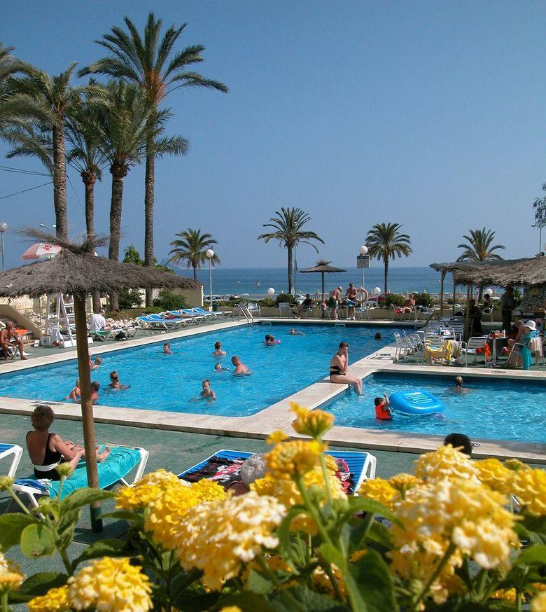 Hotel poseidon playa benidorm alicante for Hotel poseidon benidorm