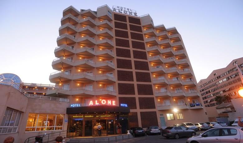 Hotel Alone Finestrat Alicante