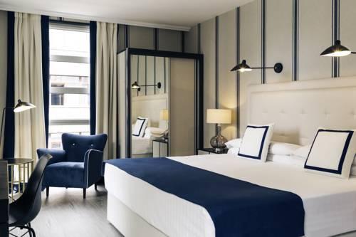 Hotel mercure bilbao jardines de albia bilbao vizcaya for Jardines de bilbao