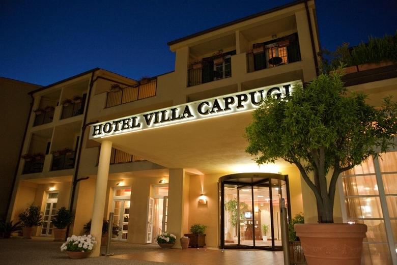 Grand Hotel Villa Cappugi Pistoia