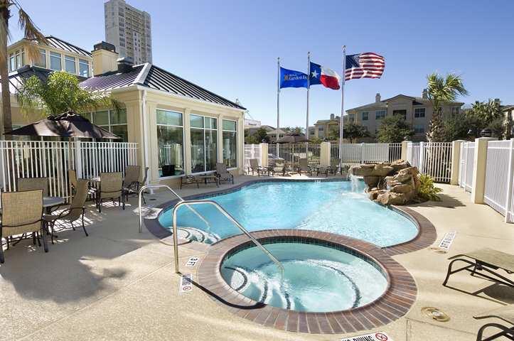 Hotel Hilton Garden Inn Houston Texas Tx