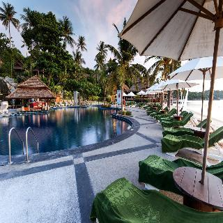 Hotel Nora Beach Resort & Spa, Koh Samui