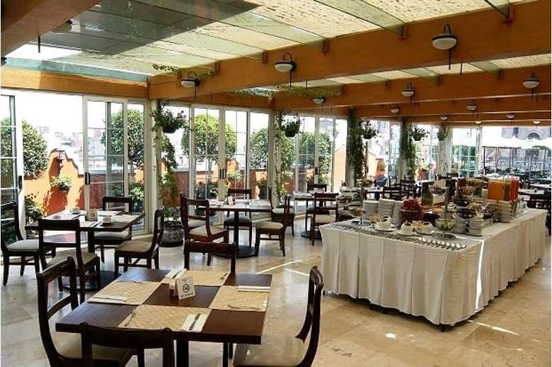 Hotel Zócalo Central Ciudad De México Atrapalo Com