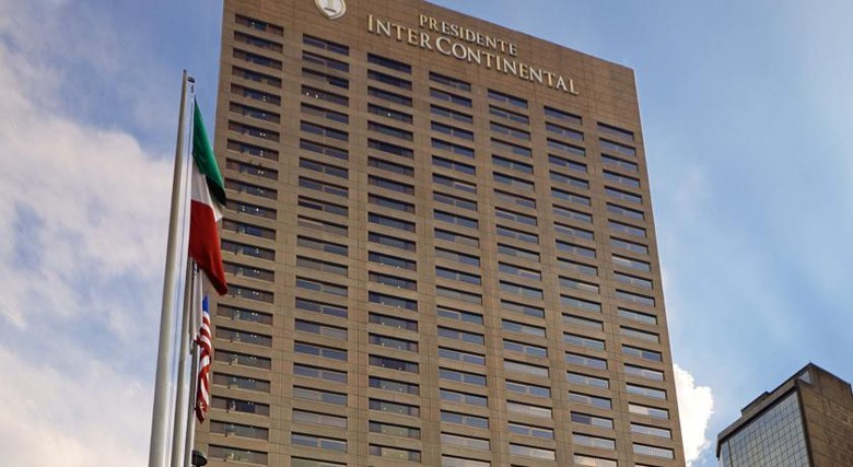Hotel Presidente Intercontinental Mexico City