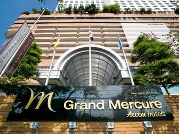 Hotel Grand Mercure Fortune