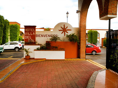 Hotel Villa Del Sol And Suites