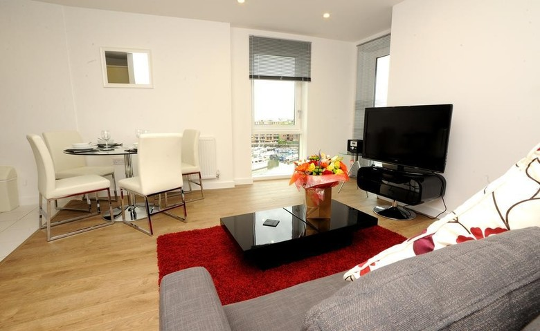 Apartamentos Apple Apartments Limehouse Basin