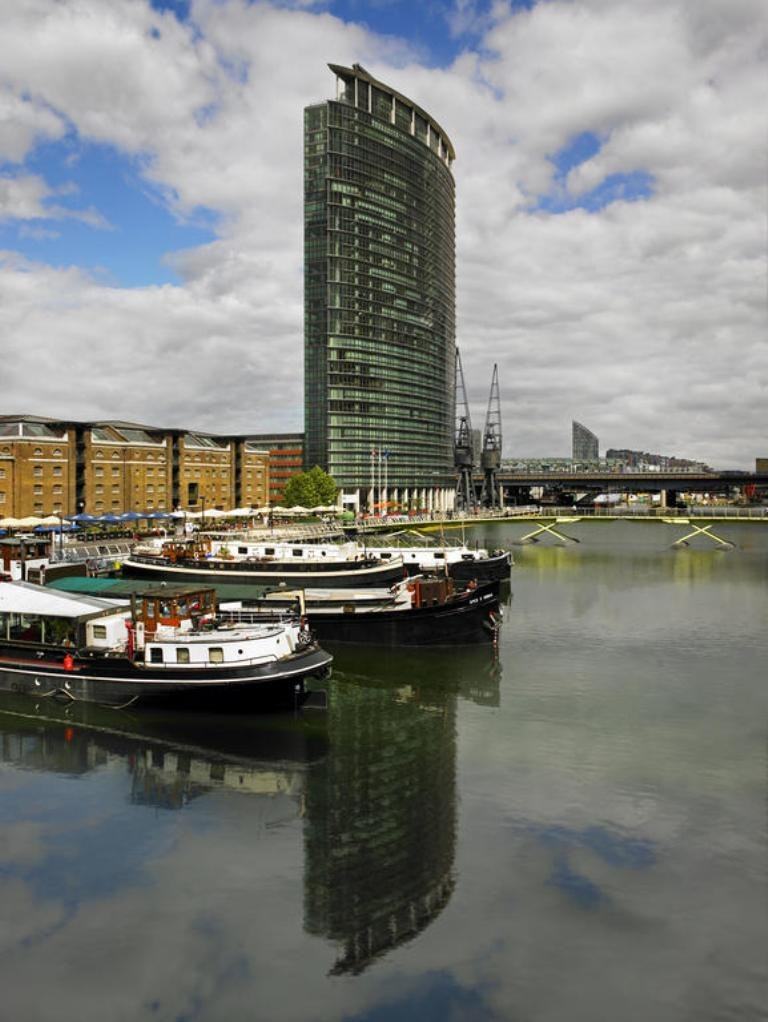 Aparthotel Marriott Executive Apartments London, West India Quay
