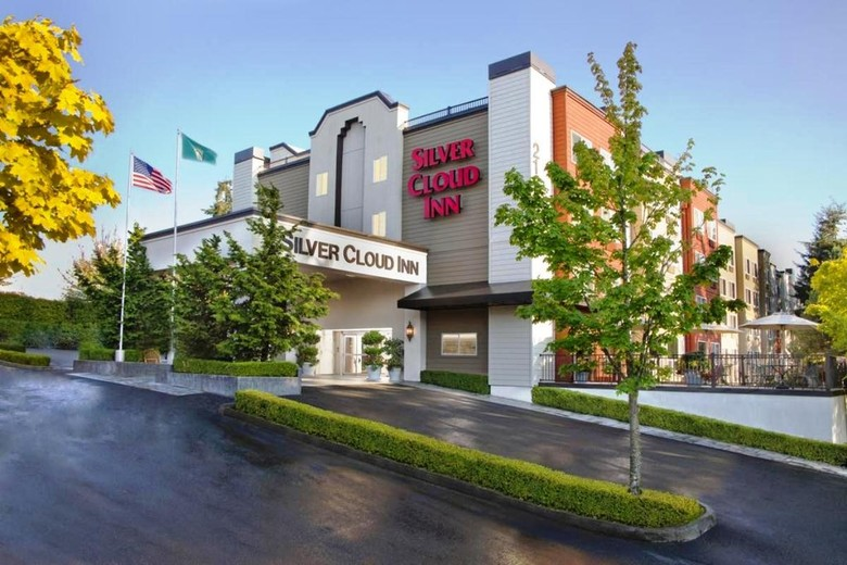 Hotel Silver Cloud Inn - Redmond Bellevue