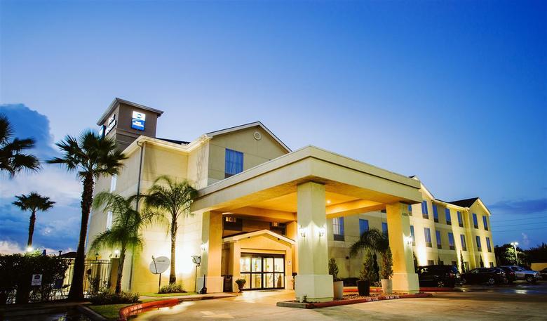 hotel best western sugarland inn sugar land tx texas. Black Bedroom Furniture Sets. Home Design Ideas