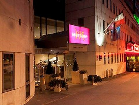 Hotel Mercure Paris La Villette