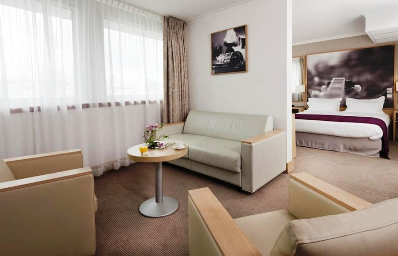 Hotel Mercure Paris La Villette Paris Paris Ile De