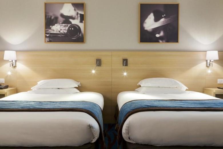 Hotel Mercure Paris La Villette Paris Paris Ile De