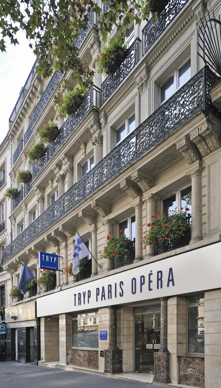 Hotel Tryp Par S Op Ra Paris Paris Ile De France