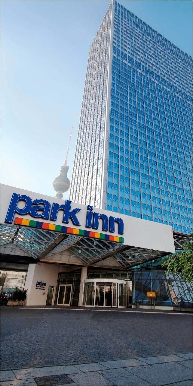 Hotel Park Inn By Radisson Berlin Alexanderplatz