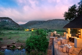 Hotel Kwa Maritane Bush Lodge