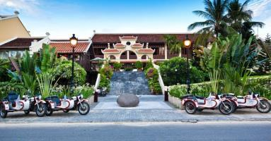 Hotel Victoria Hoi An Beach Resort