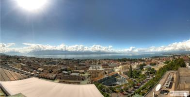 Hotel Lausanne Palace And Spa