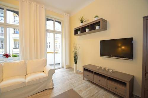 Apartamento Apartments In Friedrichshain