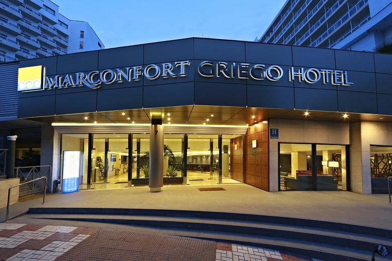 Hotel Marconfort Griego