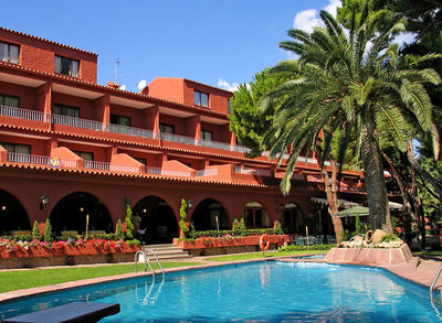 Hotel intur bonaire benic ssim castell n for Piscina benicassim