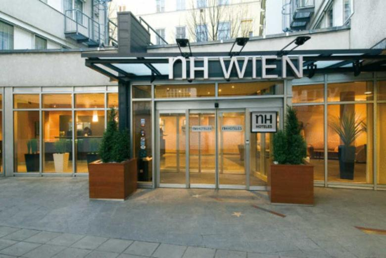 Hotel NH Wien City