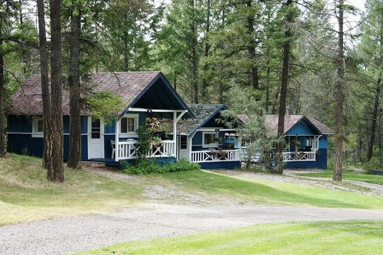 Hotel Fairmont Mountain Bungalows