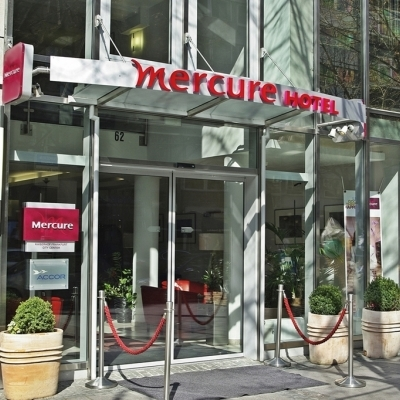 Hotel Mercure Kaiserhof Frankfurt City Center