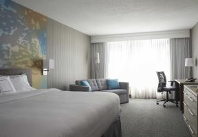 Hotel Courtyard By Marriott Downtown Toronto