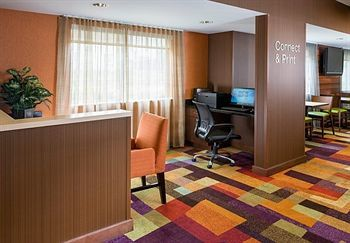 Hotel Fairfield Inn & Suites Bryan College Station
