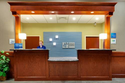 Hotel Holiday Inn Express & Suites Smithfield - Providence