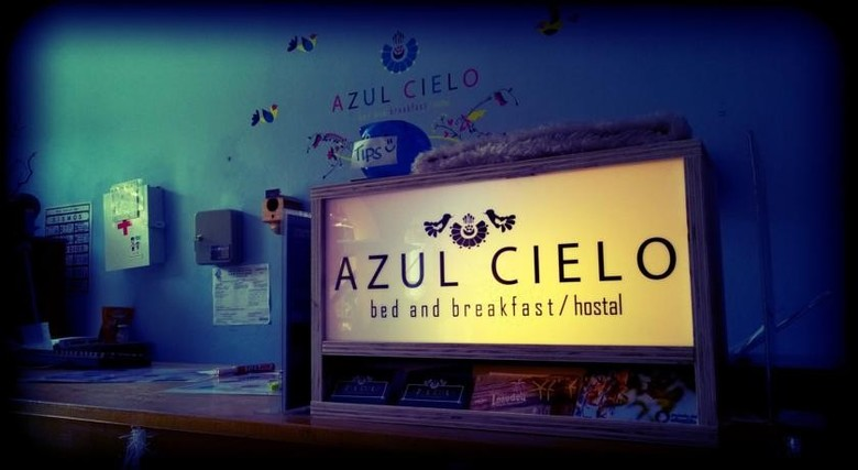 Bed & Breakfast Azul Cielo