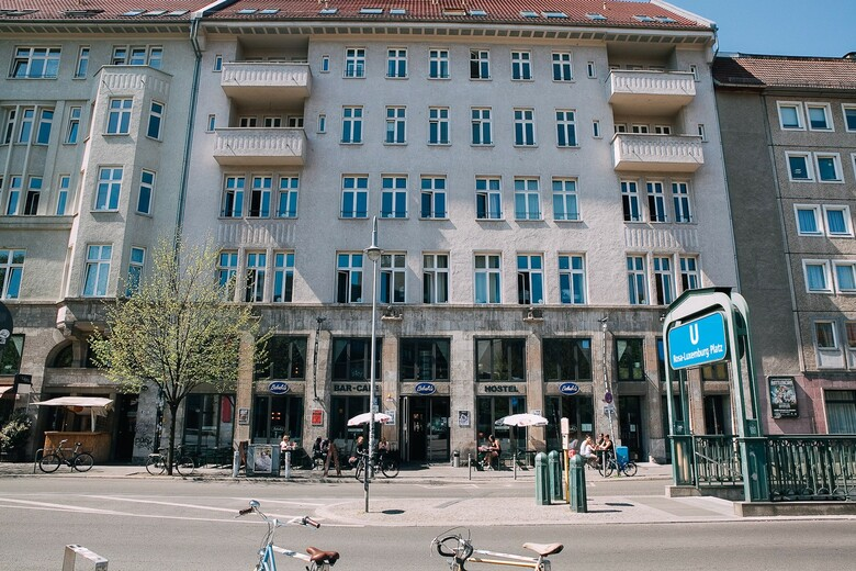 Albergue St Christopher's Inn Berlin