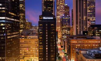 Hotel Sheraton Los Angeles Downtown